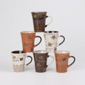 Coffret 6 mugs collector 30cl