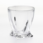 Verre à whisky Quadro (lot de 6)