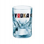 Lot de 6 verres à VODKA